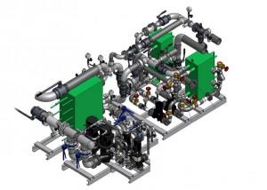 Проектирование модульных тепловых пунктов