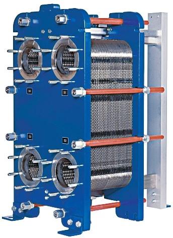 Пластинчатые теплообменники Danfoss