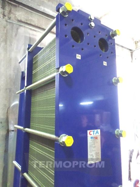 Теплообменники для энергетических установок Термопром