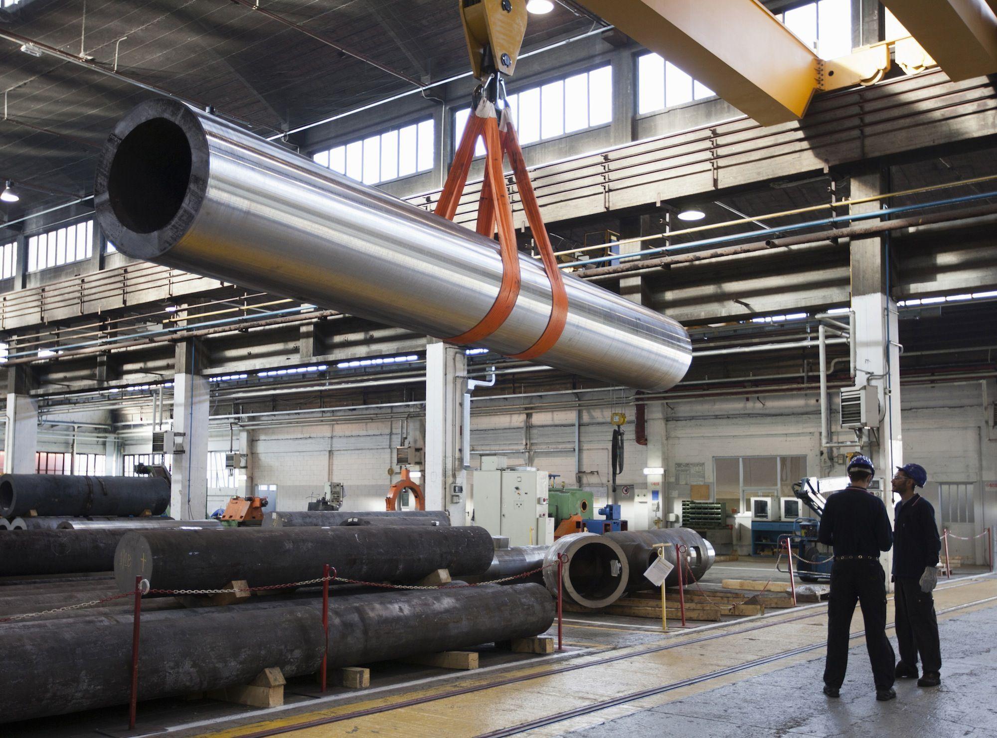 Теплообменники для металлургической промышленности купить