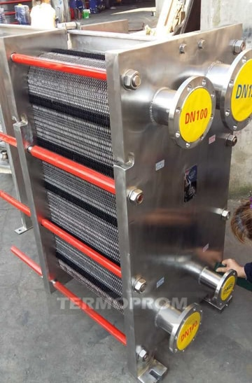 Теплообменник для пара Термопром
