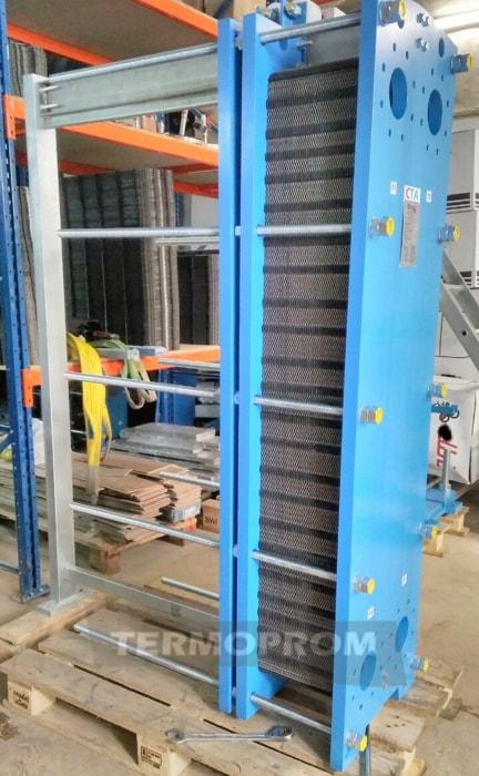 Теплообменники для металлургической промышленности Термопром