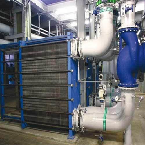 Теплообменники для коммунальной энергетики купить