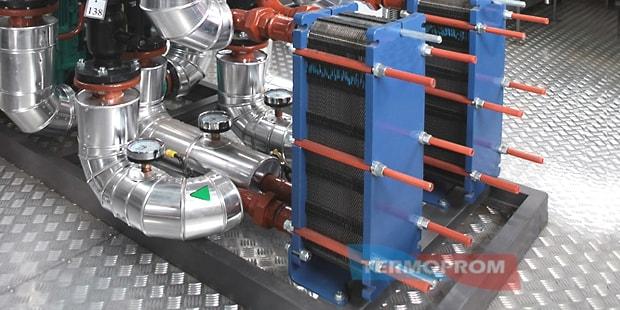 Применение теплообменников в промышленности теплообменник накопитель