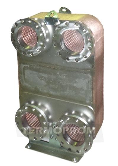 Теплообменник пар цена Паяный теплообменник Alfa Laval CB60-40M Чайковский