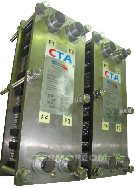 Теплообменник для пищевого производства Пластинчатый теплообменник Thermowave TL-0650 Кострома