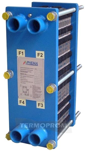 Теплообменники для гвс малой мощности Пластинчатый теплообменник HISAKA RX-13 Тамбов