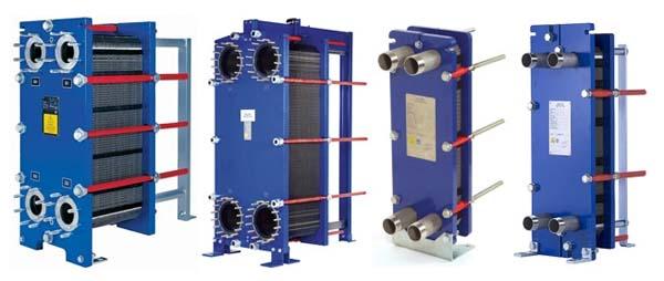 Пластинчатый разборный теплообменник SWEP GC-26S Уфа газовая колонка снять теплообменник